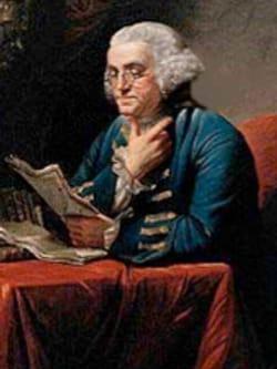Franklinwriting