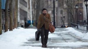 The world is so cold: Oscar Isaac in 'Inside Llewyn Davis.' (Photo by Alison Rosa - © 2013 - CBS Films)