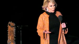 Joan Rivers in 2009. (Photo by Underbelly Limited via Creative Commons/Flickr)