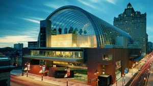 How well is the Kimmel Center being used? (photo via philorch.org)