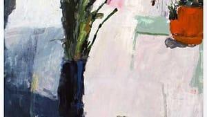 Levinthal's 'Rain Curtain': The joy of pigments.