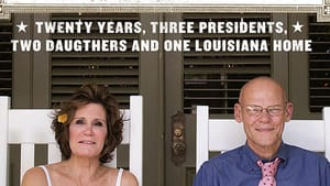 Mary Matalin and James Carville doing the Naw'lins thang.