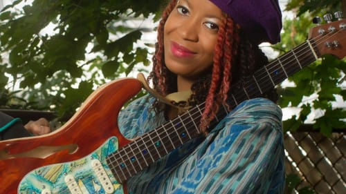 Naeemah Z. Maddox will perform at the tribute. (Photo provided by the artist.)