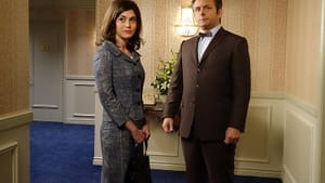 """Lizzy Caplan and Michael Sheen as Johnson and Masters in """"Masters of Sex."""" (Photo © 2015 Showtime)"""