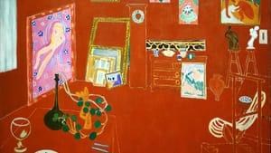 'Red Studio' Henri Matisse, 1911, Museum of Modern Art.