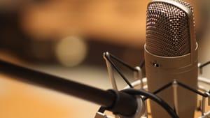 Gregg Whiteside has left the mic at WRTI. (Image via PxHere.com.)