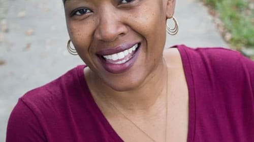 LaTice, hailing from South Jersey, has been doing standup comedy since 2009. (Photo by Brian Egland.)