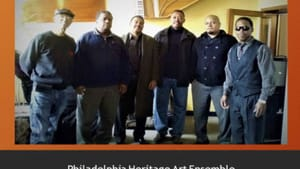 A musical tribute to Philadelphia: 'Crossing the Bridge 2' is available for download. (Image courtesy of the Philadelphia Heritage Art Ensemble.)