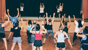 Philly Dance Day gets its groove on all throughout the city. (Photo courtesy of Philly Dance Fitness.)