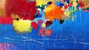 "The colors surround you: Moe Brooker's ""Present Futures"" (Philadelphia Museum of Art)"