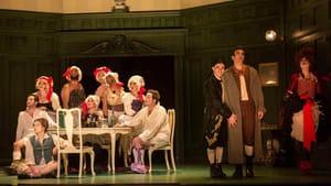 "18th-cenutry plus modern: Curtis Opera Theatre's ""Rake's Progress"" (photo by Karli Cadel)"