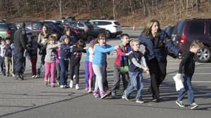 The children of Sandy Hook (AP photo)