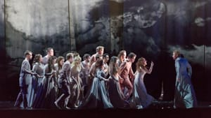 Handel's Semele, part of Festival O19, gets an energetic makeover. (Photo by Kent Sievers)