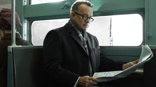"An East Coast hero: Tom Hanks in ""Bridge of Spies."" (Photo by Jaap Buitendijk - © DreamWorks II Distribution Co., LLC and Twentieth Century Fox Film Corporation.)"