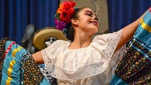 Penn Museum's CultureFest! Dia de Los Muertos returns this weekend. (Photo courtesy of Penn Museum)