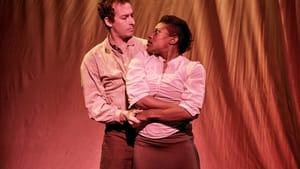 Scott Sheppard and Jenn Kidwell in 'Underground Railroad Game.' Photo by Tamara Rodriguez Reichberg.