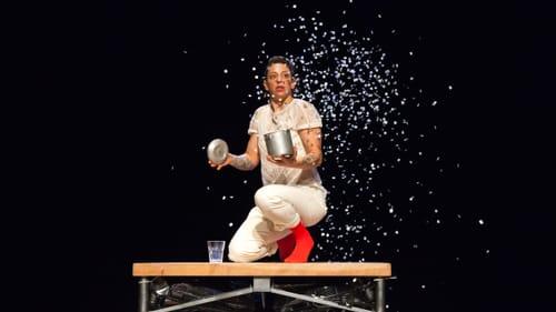 Nicole Burgio brings magic to her performance. (Photo by Dan Kontz.)